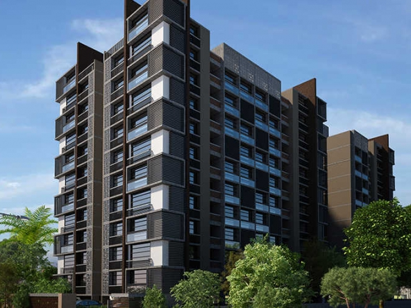 Friendsville Lifestyle - 4 BHK Flats for Sale in Law Garden, CG Road