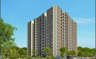 Aaryan Opulence - 3 BHK Flats for Sale in Iscon Ambli Road, Ahmedabad