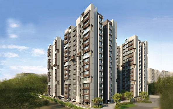 Gala Eternia - 3 BHK Flats for Sale in Thaltej, Ahmedabad