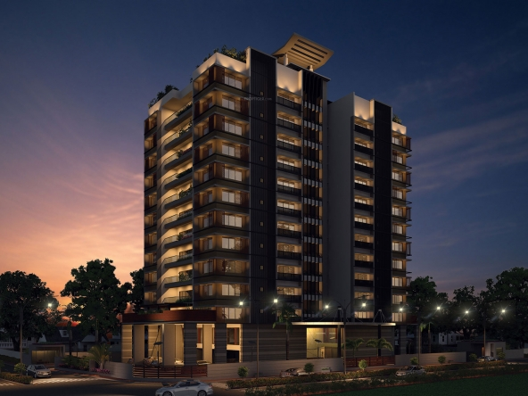 HRG Verantes - 4 & 6 BHK Flats for Sale in Thaltej, Ahmedabad
