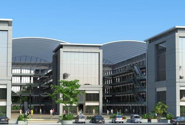 titanium city center