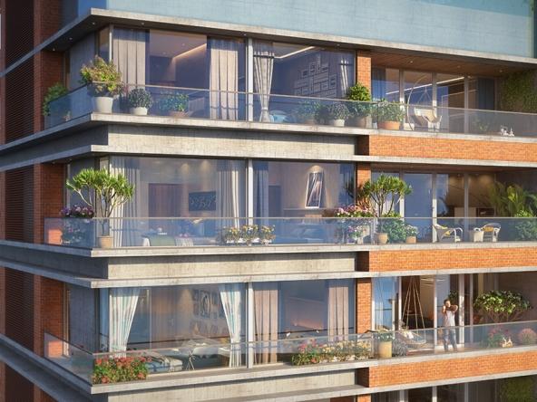 I-land-residential-flats-bodakdev