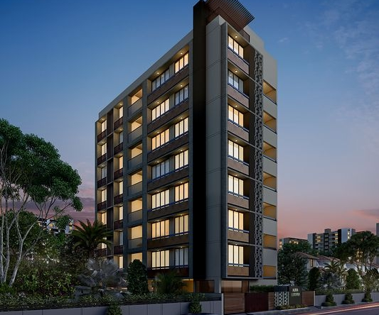 Aura-luxuria-residential-project